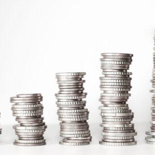 Increasing Piles of Coins
